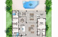 2400 Sq Ft House Plans 3d Luxury Mediterranean Style House Plan With 4 Bed 5 Bath 3