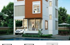 6 Bedroom Modern House Awesome 5 Ideas Home Design Plan 7x10m