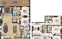 8 Bedroom House Floor Plans New Florida Resort Vacation Homes I Encore Club At Reunion 11