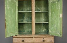 Antique English Pine Furniture New English Antique Painted Pine Housemaids Cupboard Miles