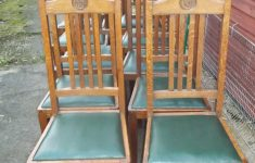 Antique Furniture For Sale On Ebay Luxury Set 10 Oak Dining Chairs