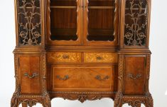 Antique Furniture San Diego Beautiful Antique English Vitrin With Inlay Woods