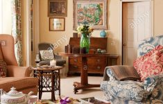 Antique Living Room Furniture Best Of Cosy Sitting Room With Assorted Antique Furniture And