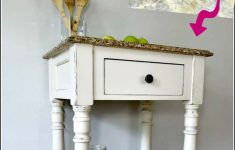Antiquing Furniture With Chalk Paint Awesome How To Distress Painted Wood For A Fabulous Farmhouse Finish