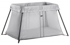 Babybjorn Travel Crib Light Silver Fresh Babybjörn Travel Cot Light Silver