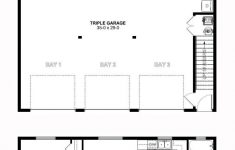 Bathroom In Garage Plans Unique 3 Car Garage Apartment Plan Number With 2 Bed 2 Bath