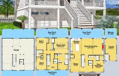Beach Homes Designs And Plans Fresh Plan Nc Upside Down Beach House With Third Floor