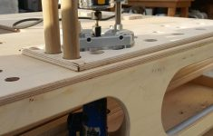 Bench Dog Extension Best Of Work Bench Dog Hole Template Router Forums