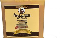 Best Furniture Polish For Antiques Elegant Howard Feed N Wax Restorative Wood Furniture Polish And Conditioner 64 Ounce 1 2 Gallon Beeswax Feeds Wood Antique Furniture Restoration