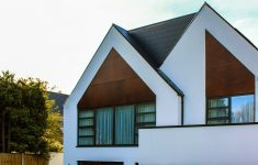 Build A Home For 100k Elegant Project Update Contemporary Self Build Replacement House