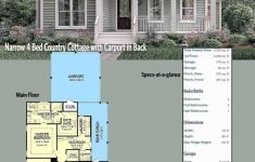 Can You Build A House For Under 100k Beautiful Single Story Ranch Farmhouse Plans Screet Single Story