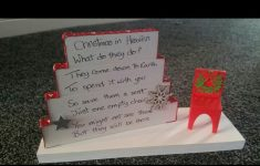 Christmas In Heaven Blocks With Chair Elegant Christmas In Heaven Block In Bd19 Kirklees For £10 00 For