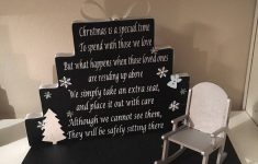 Christmas In Heaven Blocks With Chair New Christmas In Heaven Blocks With Amended Poem Christmas Is A Special Time