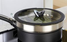 Cookware For Glass Top Stoves Reviews Unique Tefal Ingenio Steamer Insert With Glass Lid
