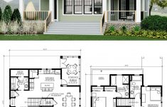 Craftsman Style House Plans One Story Unique Craftsman D 1677 In 2020