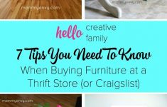 Craigslist Antique Furniture For Sale Awesome Buying Furniture At A Thrift Store Or Craigslist 7 Tips