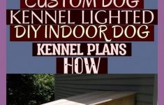 Custom Dog House Plans Lovely Custom Dog Kennel Lighted Diy Indoor Dog Kennel Plans How