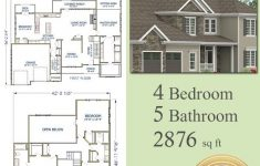 Custom Luxury House Plans Elegant Dream House Plans Unique Custom Luxury 4 Bedroom 2876 Sq