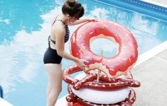 Diy Pool Float Lovely Diy Pool Float Holder The Merrythought