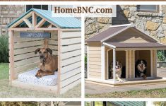 Dog House Plans For Two Dogs Elegant 18 Cool Outdoor Dog House Design Ideas Your Pet Will Adore