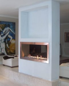 Double Sided Electric Fireplace Lovely I Know Which Wall I Want A Double Sided Fire Place On D