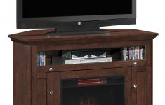 Electric Fireplace Tv Stand Costco Lovely Antique Cherry 46 Inch Tv Stand With Fireplace Windsor In