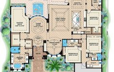 Floor Plan For One Story House Fresh 1 Story Home Floor Plans Collection See Photos