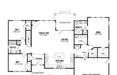 Florida Ranch House Plans Beautiful Traditional Style House Plan With 3 Bed 2 Bath 2
