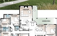 Four Room House Design New 4 Room House Large Master Suite Home Office Open Floor