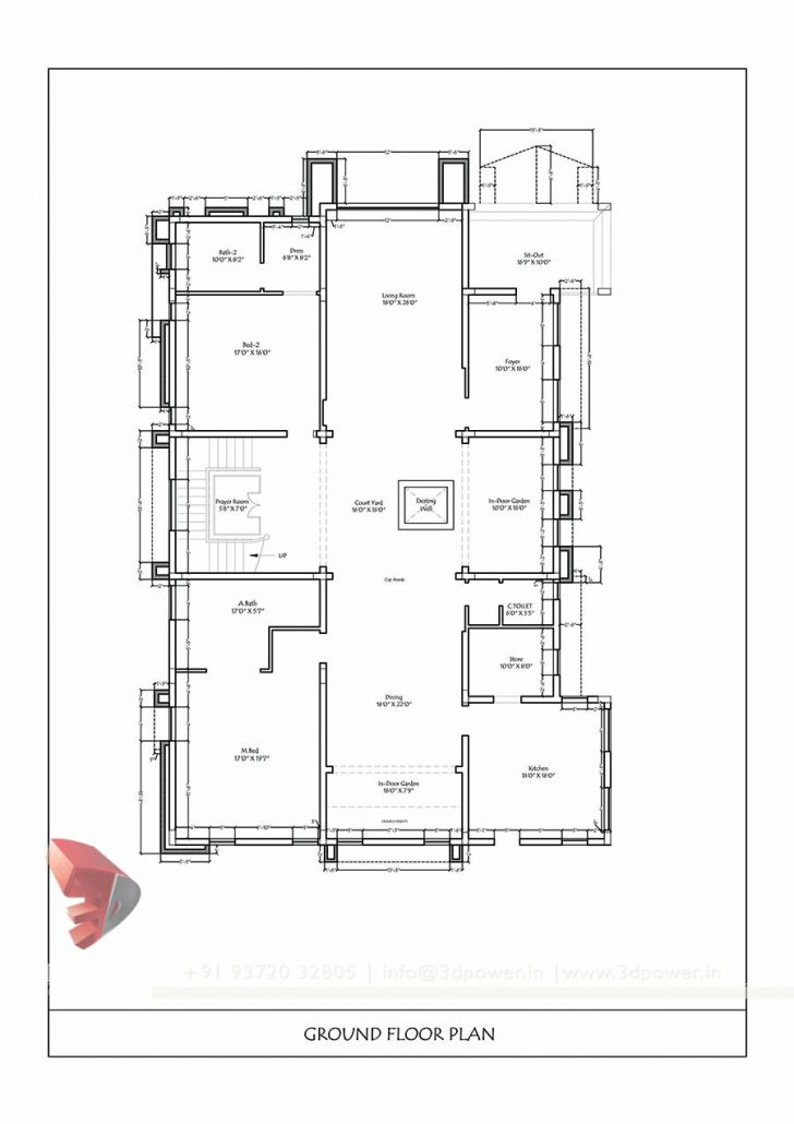 Free Draw House Plans 2020