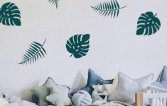 Hawaiian Wall Decals Best Of Tropical Party Decorating Tropical Leaves Decal Tropical Theme Palm Leaf Wall Decal Leaf Decal Tropical Leaf Decal Hawaiian Tropical