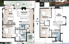 Homes With A View House Plans Beautiful House Plan The Touchstone 3 No 2957 V3