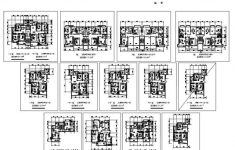 House Plan Collection Free Download Best Of Pin On 1000 Types Of Modern House Plans Dwg Autocad Drawing