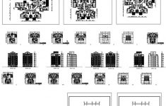 House Plan Collection Free Download Fresh 1000 Modern House Autocad Plan Collection – Download Autocad