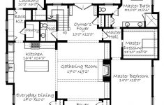 House Plans 2500 Sq Ft One Story Luxury Lowcountry Farmhouse