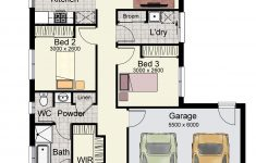 House Plans 3 Bedroom And Double Garage Elegant Our Home Designs