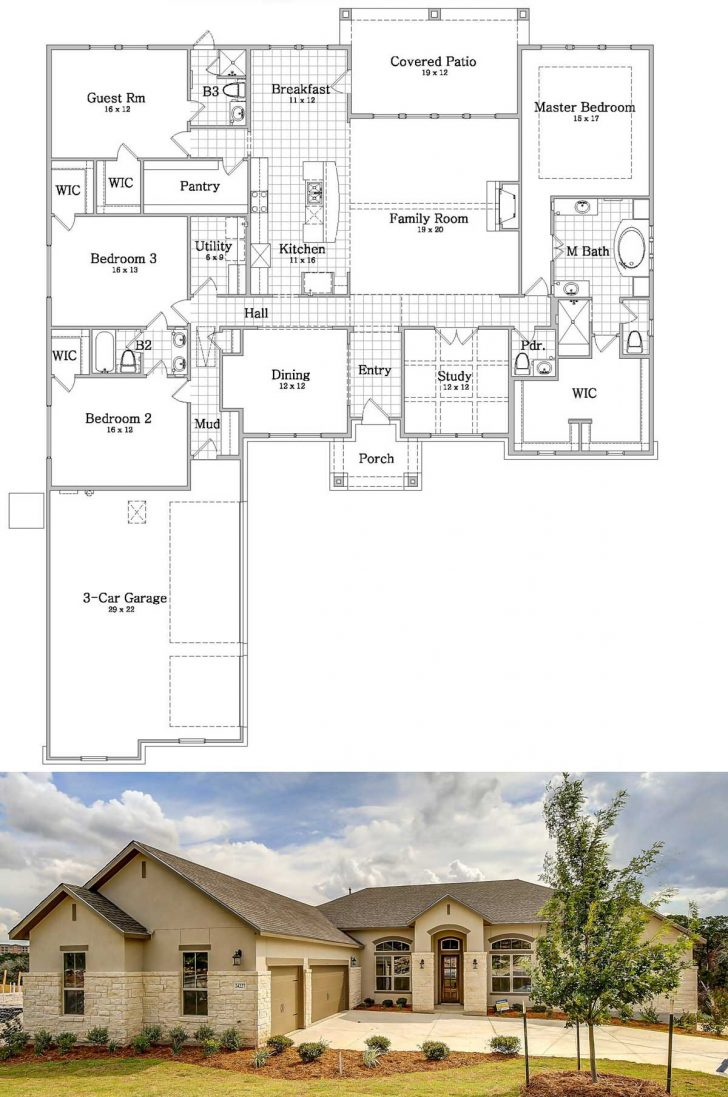 House Plans In Texas 2021