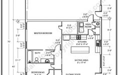House Plans Metal Buildings Elegant The Cody Features An Open Concept Great Room That Would Be