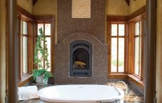 House Plans With Fireplace Elegant Colima Manor Mountain Home Plan 101s 0005