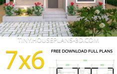 House Plans With Flat Roof Lovely Pin By Burudi Shikanga On 1 Bedroom House Plans In 2020