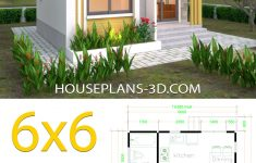 House Plans With Flat Roof Luxury House Plans 6x6 With E Bedrooms Flat Roof House Plans 3d