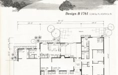 House Plans With Large Living Rooms Best Of Vintage House Plans B1761