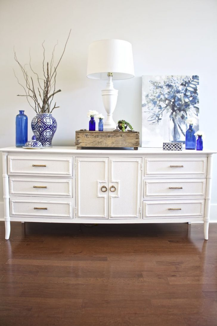 How to Antique Furniture with Chalk Paint 2020