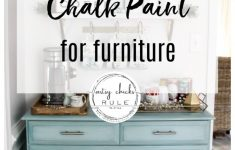 How To Antique Furniture With Chalk Paint Unique Pros And Cons Of Chalk Paint For Furniture And Some Of My