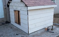 How To Build An Air Conditioned Dog House Elegant I Built My Two Dogs A Doghouse Equipped With An Air