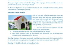 How To Build An Air Conditioned Dog House Unique Making Or Ing Air Conditioned Dog Houses Then Read This