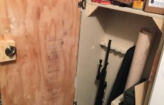 How To Make A Gun Cabinet Unique Diy Rifle Cabinet With Lock Album On Imgur