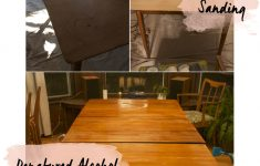 How To Refinish Antique Furniture Awesome Refinishing The Dining Room Table Deuce Cities Henhouse