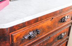 How To Refinish Antique Furniture Elegant How To Restore An Antique Dresser Upright And Caffeinated