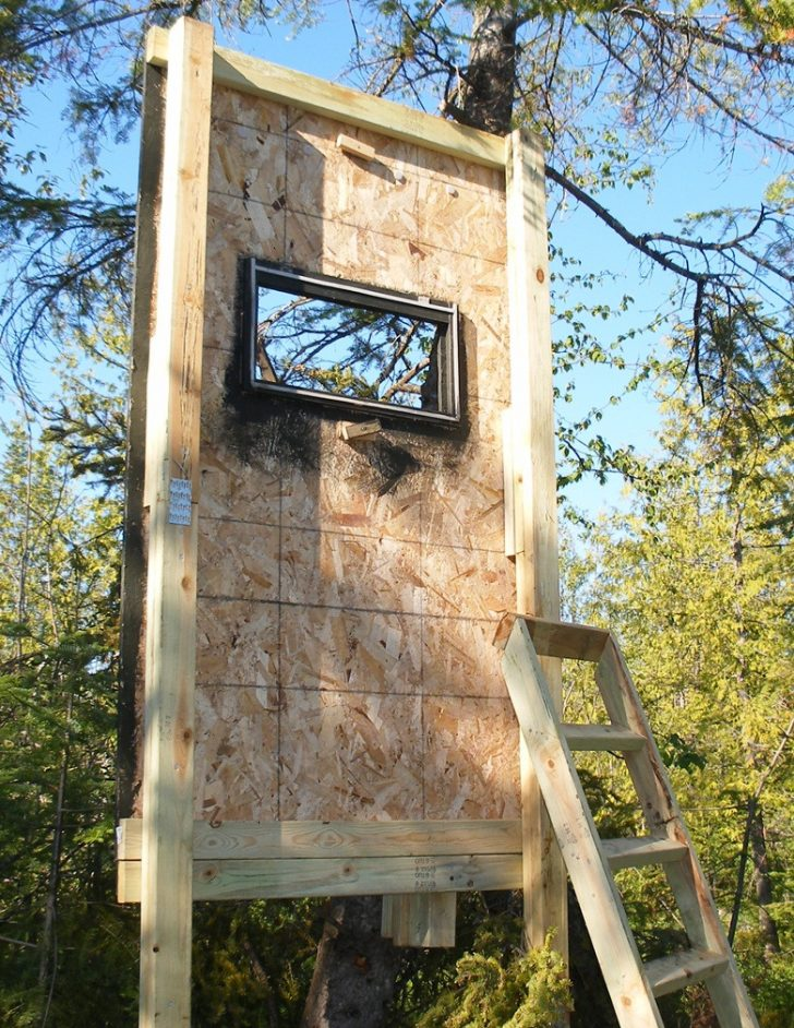 Hunting Tree House Plans 2021